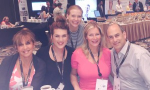 Here I am enjoying the Aesthetic Conference with our friends at Pur Skin Clinic In Edmonds, and Dr Bill Portuese of Seattle Facial Plastic Surgery Center